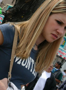 Candid Pictures Of Girls At The County Summer Fair - Picture 2